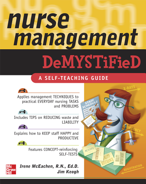 Nurse Management Demystified PDF