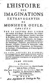 L'histoire des imaginations extravagantes de Monsieur Oufle (etc.)- Paris, Nicolas Gosselin 1710