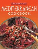 Complete Mediterranean Cookbook Book