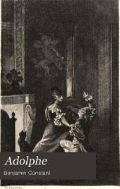 Adolphe: Volume3