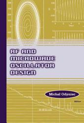 RF and Microwave Oscillator Design