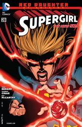 Supergirl (2011-) #28
