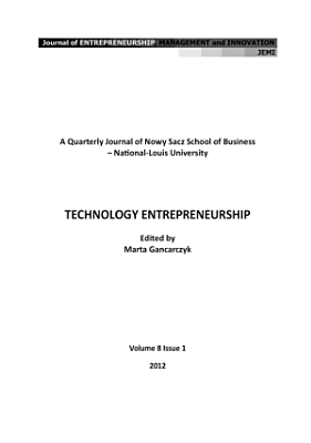 Technology Entrepreneurship PDF