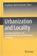 Urbanization and Locality PDF