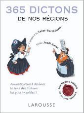 365 dictons de nos régions