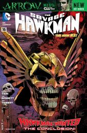 The Savage Hawkman (2012-) #16