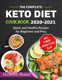 The Complete Keto Diet Cookbook 2020 2021 PDF