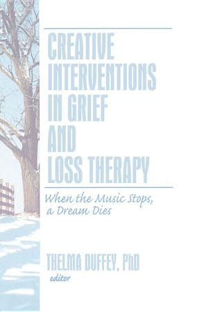 Creative Interventions in Grief and Loss Therapy PDF