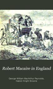 Robert Macaire in England