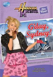 Hannah Montana On Tour: G'day, Sydney!