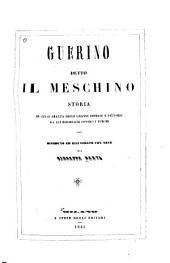 Guerrino detto il Meschino: storia in cui si tratta delle grandi imprese e vittorie da lui riportate contro i turchi