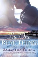 The One Real Thing PDF