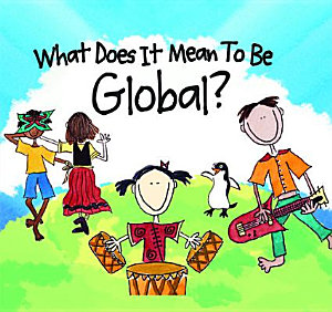 What Does It Mean to Be Global  Book