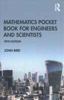 Mathematics Pocket Book for Engineers and Scientists PDF