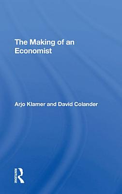 The Making Of An Economist