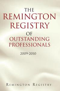 The Remington Registry of Outstanding Professionals PDF