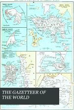 The gazetteer of the world, prepared by a staff of eminent geographers