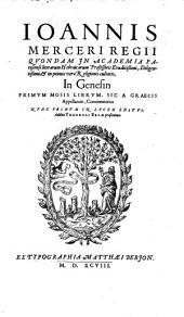 In Genesin ... commentarius