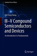 III–V Compound Semiconductors and Devices