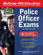 McGraw-Hill Education Police Officer Exams, Second Edition: Edition 2