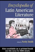 Encyclopedia of Latin American Literature