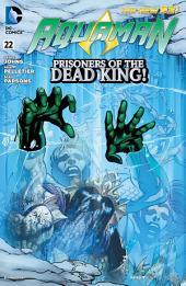 Aquaman (2011- ) #22