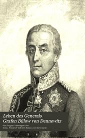 Leben des Generals Grafen Bülow von Dennewitz