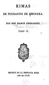 Colección de poetas españoles: Volumen 5