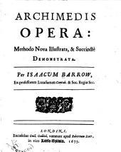 Archimedis opera: Apollonii Pergaei Conicorum libri IIII; Theodosii Sphaerica