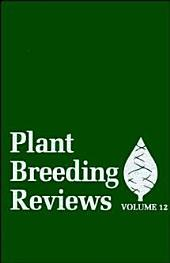 Plant Breeding Reviews: Volume 12