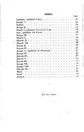 Historia de Inglaterra desde los tiempos más remotos hasta nuestros días: (1842. 741, [4] p., [24] h. de lám.)