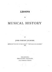 Lessons in Musical History