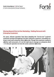 Moving Beyond One-to-One Marketing - Getting Personal with Enterprise Customers