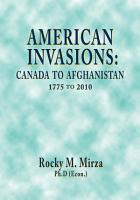 American Invasions PDF