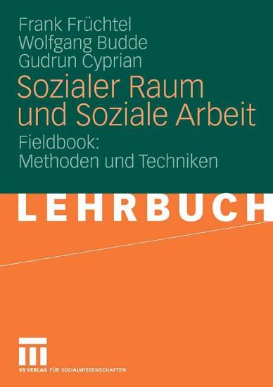 Sozialer Raum und Soziale Arbeit PDF