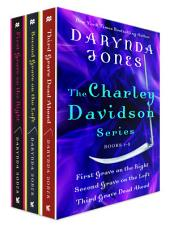 The Charley Davidson Series: Books 1-3