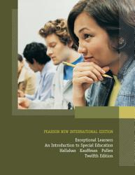 Exceptional Learners Pearson New International Edition Book PDF