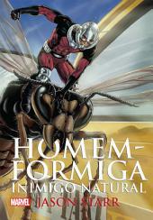 Homem-Formiga: inimigo natural