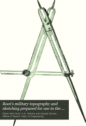 Root's Military topography and sketching: prepared for use in the United States Infantry and Cavalry School