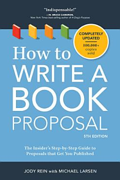 How to Write a Book Proposal PDF