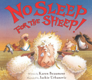 No Sleep for the Sheep  Book