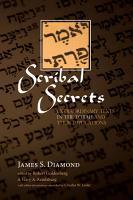 Scribal Secrets PDF