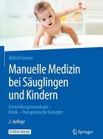 Manuelle Medizin bei S  uglingen und Kindern PDF