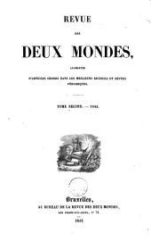 Revue des deux mondes: Volume2