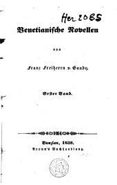 Venetianische Novellen: Band 1