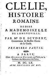 Clélie: histoire romaine, Volume1