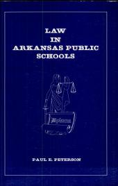 Law in Arkansas Public Schools