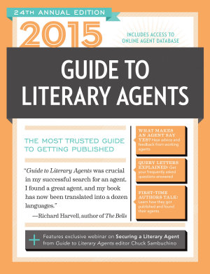2015 Guide to Literary Agents PDF