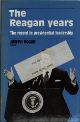 The Reagan Years PDF