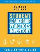 The Student Leadership Practices Inventory  LPI  PDF